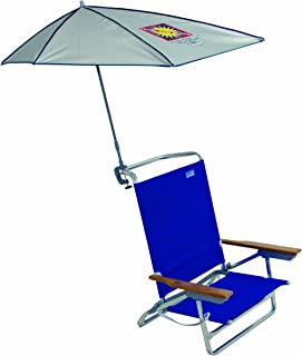 Rio Beach UB57 Total Sun Block My Shade Clamp-On Umbrella