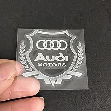 Original Audi S3/scritta Heck emblema segno exterieur Logo Cromato