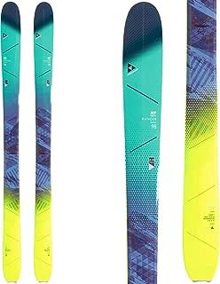 Fischer 2019 My Ranger 98 Women's Skis