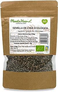 Semilla de chía Ecológicas Planeta Huerto 500 g: Amazon.es ...