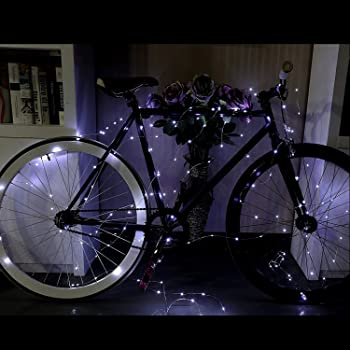 Ehome 100 LED 33ft/10m Starry Fairy String Light, Waterproof Decorative Copper Wire Lights for Indoor Outdoor, Bedroo...