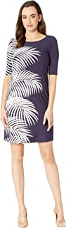 Women's Gentlemen Prefer Fronds Dress