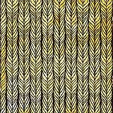 BRAID/gelb, Softshell Classic, 140 cm breit (+/- 5%), 320