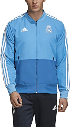 Adidas Veste de présentation Real Madrid 2018 19