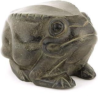 Achla Designs FRG-01 Metal Garden Statue Sculpture Frog