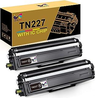 ONLYU Compatible Toner Cartridge Replacement for Brother TN227bk TN227 TN-227 TN223 TN 227 for HL-L3210CW HL-L3230CDW HL-L...