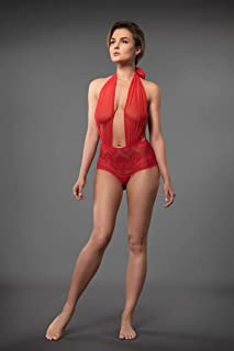 Millesime Ropa Interior Mujer | Body Encaje Lenceria Sexy Lingerie Picardias Mujer Babydoll Bodysuit Body Negro Lenceria F...