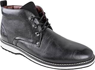 Men's Denver Ankle Boots   Lace Up   Mens Boots Fashion   Casual Fashion   Chukka Boots Men