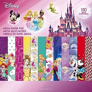 Trends International Mega Paper Pad 150 Page Disney Girl