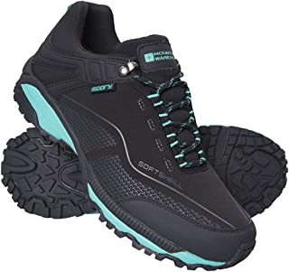 Mountain Warehouse Collie Womens Waterproof Hiking Shoes -for Walking