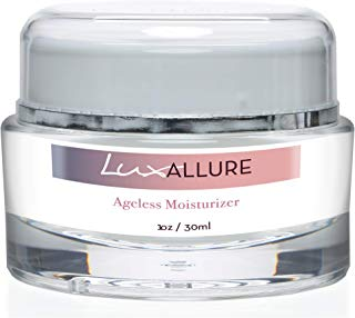 LUX Allure Ageless Moisturizer - Breakthrough Formula To Boost Collagen and Elastin (1oz)