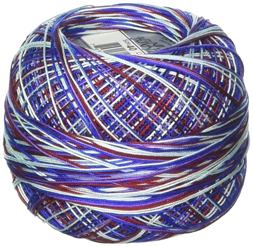 Handy Hands Lizbeth Premium Cotton Thread, Size 40, Paint Brush
