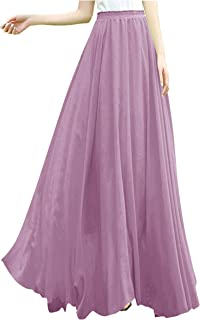 Best adult maxi tulle skirt Reviews