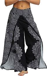 Pantalons Pantalon de Yoga Femme Jambe Longue Bouf