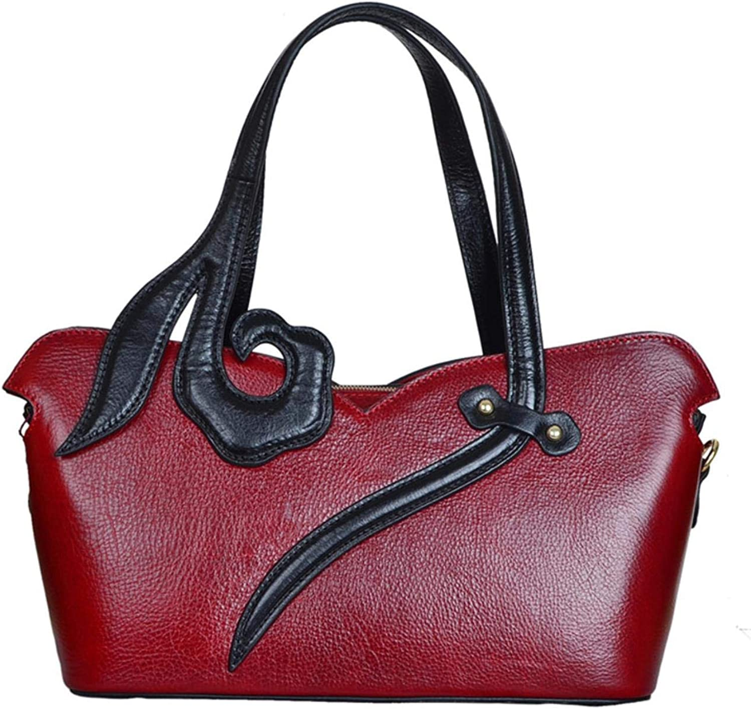 Genuine Leather Women Cross Body Messenger Top handbags
