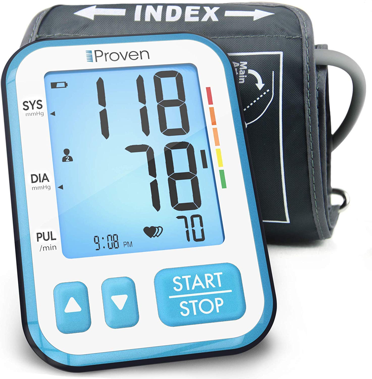 iProven Home Blood Pressure Monitor