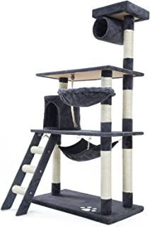 Paw Mate Scratcher Maple 140cm - Grey (PET-BC8063-GY)
