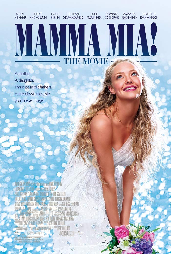 Handtao Mamma Mia Here We Go Again 2018 Buy Online In Japan At Desertcart