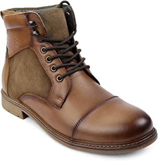 Shences Genuine Leather high top Boots