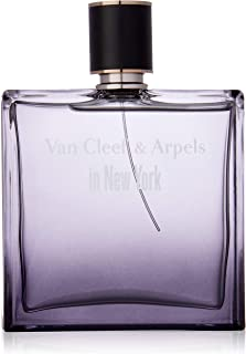 Van Cleef & Arpels In New York Eau de Toilette Spray for Men, 4.2 Ounce