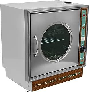 DERMALOGIC Towel Steamer 48 Massage Parlor Barber Shop Beauty Nail Salon Furniture Equipment