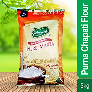 Purna Chapati Flour 5KG - Ready To Use