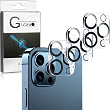 【3 Pack】Manords iPhone 12 Pro Max Camera Lens...