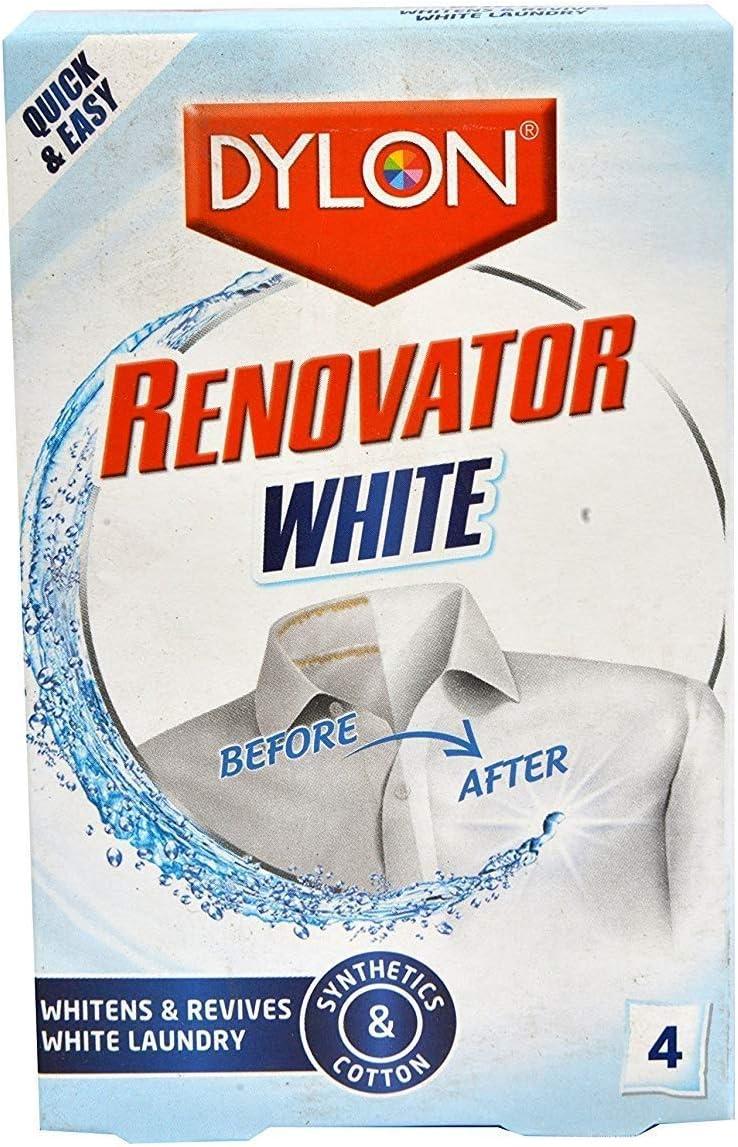 Dylon Renovator White (blanquea y revive la ropa blanca ...