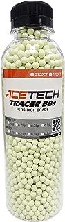ACETECH Airsoft Gun Glow in Dark Tracer BBS (Green/Red)