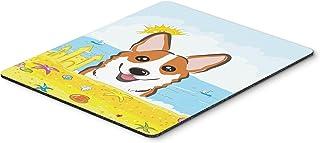 Caroline's Treasures Desk Artwork Mouse Pad , Multicolor , 7.75x9.25 (BB2122MP)