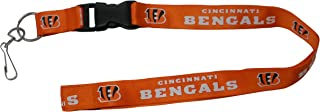 NFL Team Lanyard with detachable clip/key ring