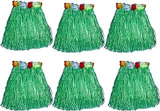 short hula skirt