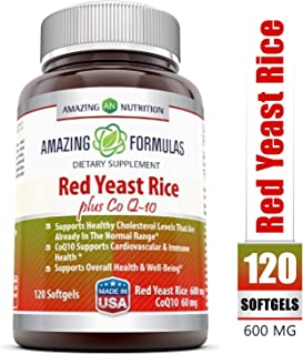 Best arazo nutrition red yeast rice Reviews