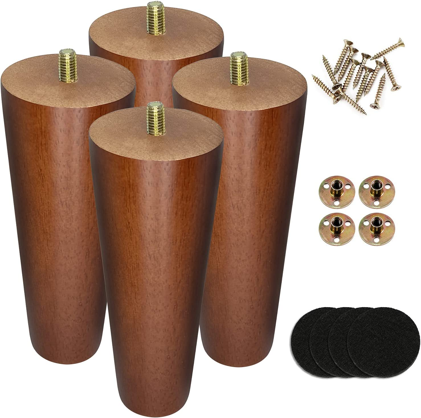 Wood Furniture Ranking TOP17 Legs 6 inch - Mid Wooden Modern Coa High quality new Style Century