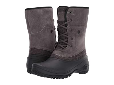 The North Face Shellista II Roll-Down (Dark Gull Grey/Phantom Grey) Women