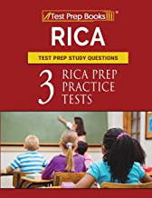 RICA Test Prep Study Questions: Three RICA Prep Practice Tests