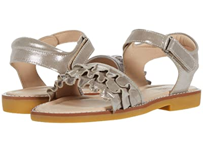 Elephantito Flamenco Sandal (Toddler/Little Kid) (Gold) Girl
