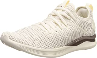 PUMA Women's Ignite Flash Luxe WN's Whisper Shoes, Whisper White-Metallic Ash