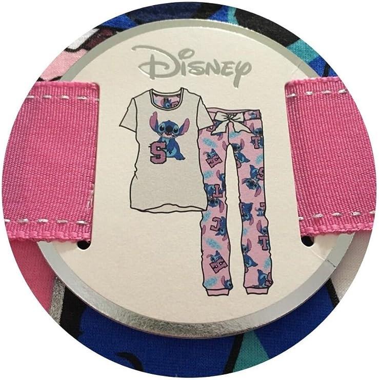 Primark - Pijama - para mujer White & Blue M: Amazon.es: Ropa