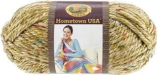 Lion Brand Yarn 135-306 Hometown Yarn, Wichita Tweed (1 skein)
