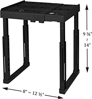 "Tools for School Locker Shelf with Adjustable Width 8"" – 12 1/2"" and.."