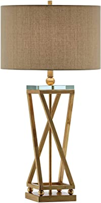 Crestview Collection CVAER1149 Aria Table Lamp Lighting