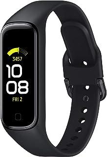 """Samsung Galaxy Fit2 fitnesstracker de Fitness met écran Couleur AMOLED 1.1"""" - Confortable - Étanche - Jusqu'à 21 Jours d'a..."""