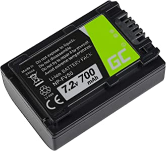 Green Cell   Camera Replacement Battery Pack for Sony DCR-SR30E  Full ...