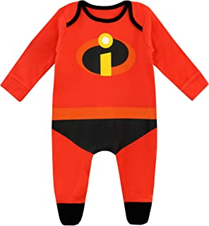 Baby Boys' The Incredibles Footies