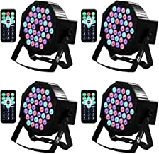 led dj lighting packages