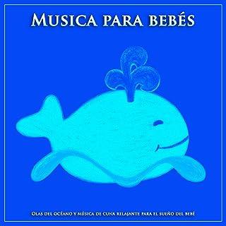 Ballade in D major - Brahms - Musica para bebés - Piano clásico y sonidos de las olas del océano