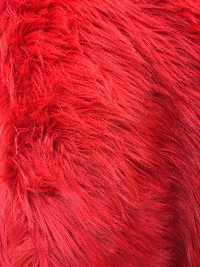Kalan Max Arlington Mall 41% OFF Pacific Goods Faux Fur Fabric cuts Squares Shaggy