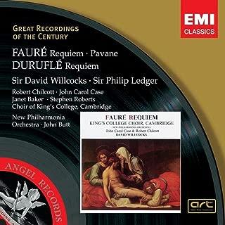 Requiem, Op.48 (2007 - Remaster): IV. Pie Jesu