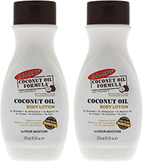 Palmers Coconut Oil Body Lotion - Pack of 2-8.5 oz Body Lotion